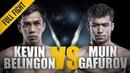 ONE: Kevin Belingon vs. Muin Gafurov | October 2016 | FULL FIGHT