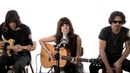 The Last Internationale 'Wanted Man' in studio NP Music
