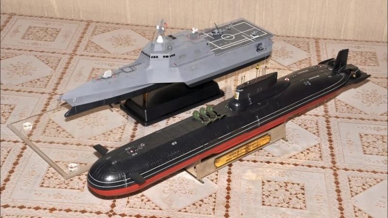 ТК 17 Архангельск тяжёлый атомный ракетный подводный крейсер стратегического назначения