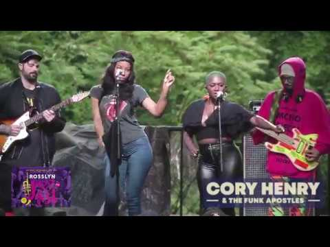MonoNeon with Cory Henry The Funk Apostles (from the Art of Love Tour)