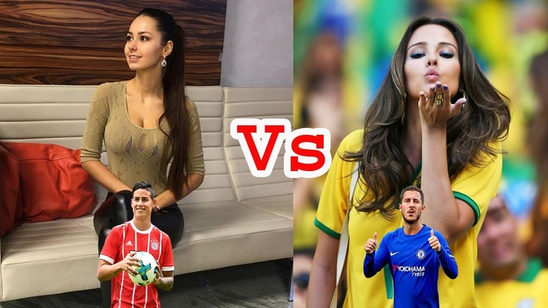 Chelsea FC Vs FC Bayern Munich Players Hottest Wives And Girlfriends (WAGs) 2019