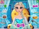 Игры Холодное Сердце Макияж (Elsa Makeover)