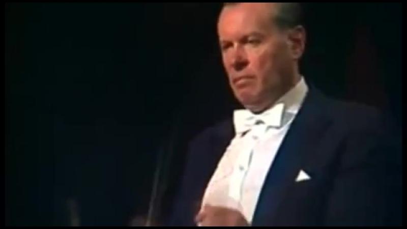 П.И.Чайковский Симфония N 6 (Патетическая, дир.Е.Светланов)