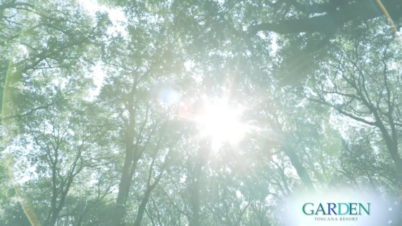 Garden Toscana Resort- Natura