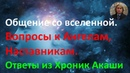 ✔ Общение со вселенной Вопросы к Ангелам Наставникам Ченнелинг с миром душ Ответы из Хроник Акаши