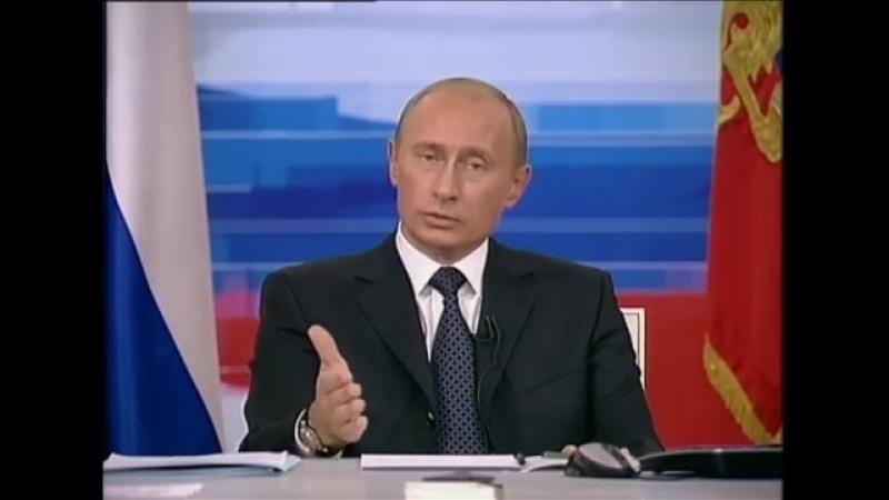 [2015] Путин - я против повышения пенсионного возраста и пока я президент, такого решения принято не будет