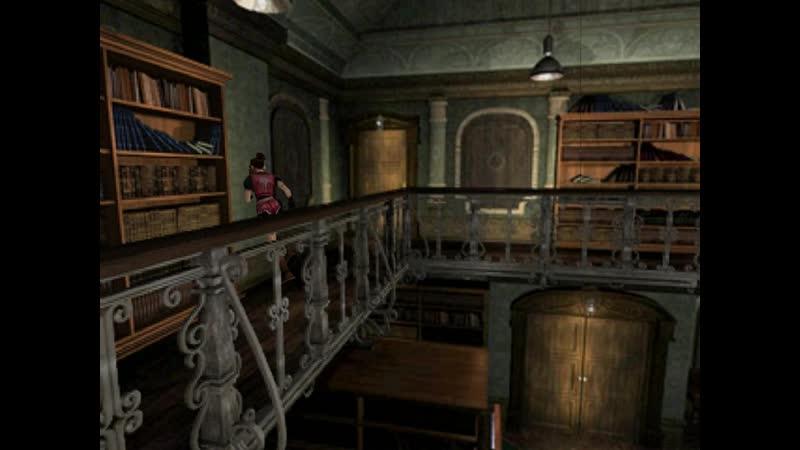 Resident evil 2 (PS 1) RUS часть 3