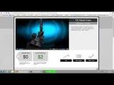 Создаём бесплатные заставки для видео онлайн - качественные.