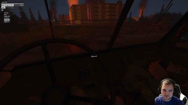 [CC_Ubludok_iz_Frankfurta] TaeRss и Банда в Arma 3: Зомби миссия●(28 Дней спустя)