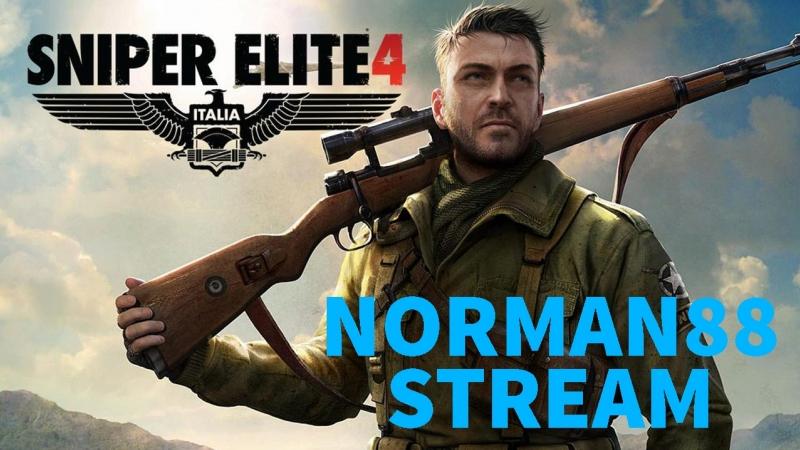 Sniper Elite 4 Italia 3 смотреть онлайн без регистрации