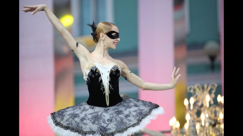 Венецианский карнавал из балета «Сатанилла» \ Satanilla Pas De Deux from Venetian carnival