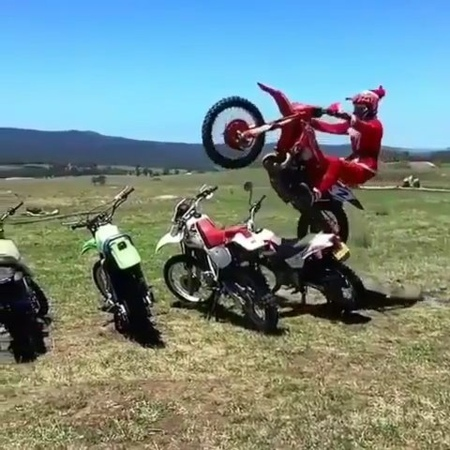 """Motocross on Instagram: """"Skills or not 😯 Follow @motocrossrip for more! Video Credit: @timcoleman56 🚀 Tag someone below!"""""""