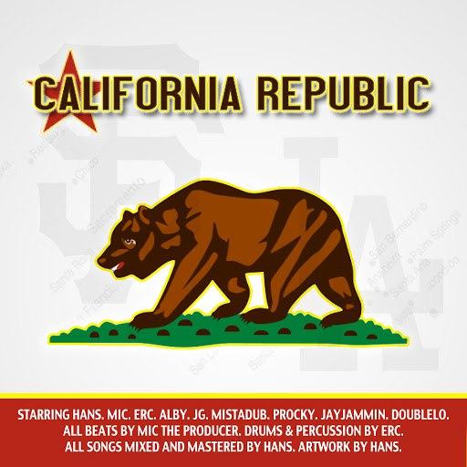 HANS альбом California Republic (Deluxe)