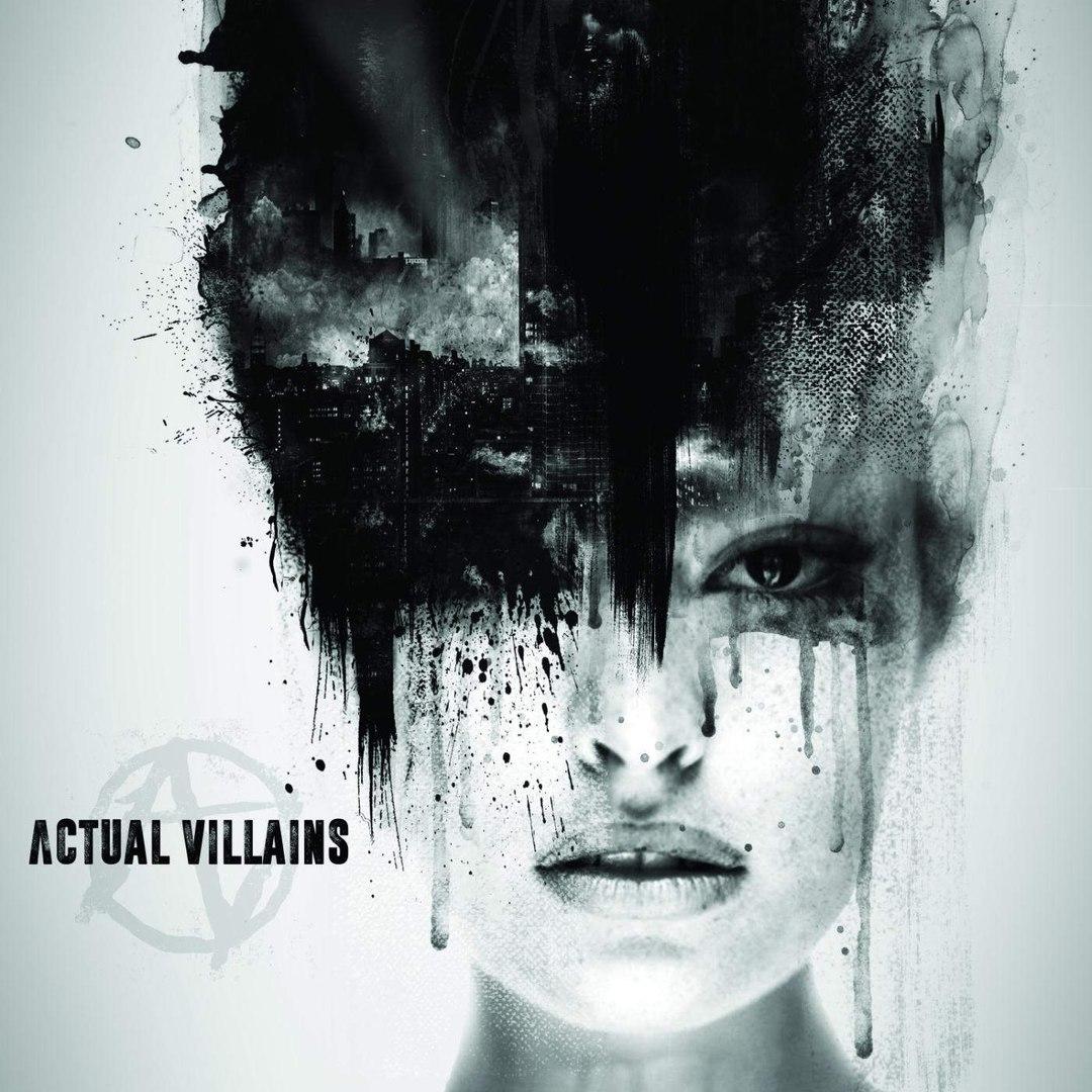 Actual Villains - Actual Villains [EP] (2016)