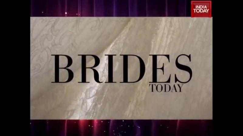 Айшвария для издания «Bride's Today»