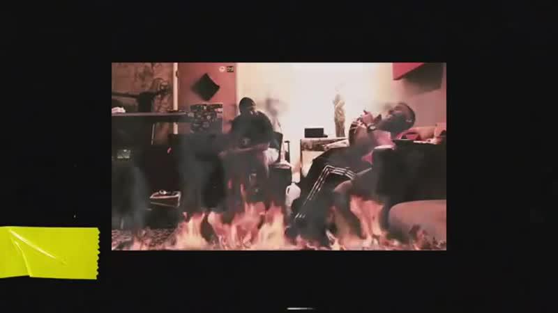 Denzel Curry и Charlie Heat общаются через FaceTime [СТИЗИ]