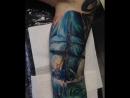 Идеи татуировок ( мастер: Joanna Faferko )