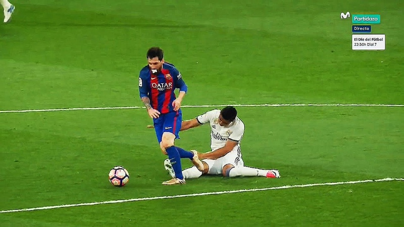 This Happens When You Chase Lionel Messi ►Self Humiliation◄ HD