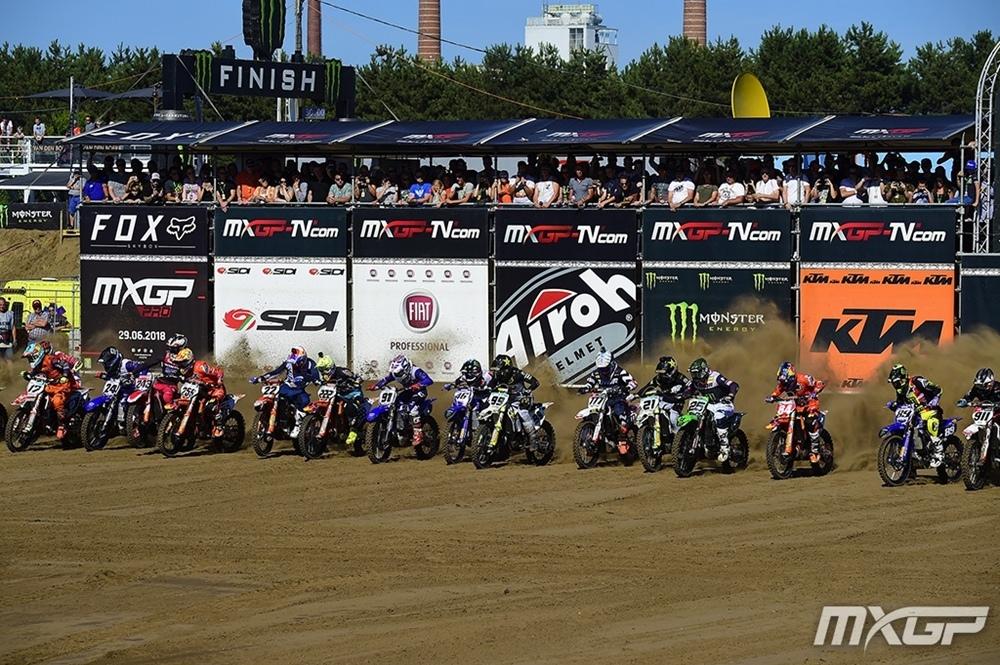 MXGP 2018, этап 15 - Гран При Бельгии