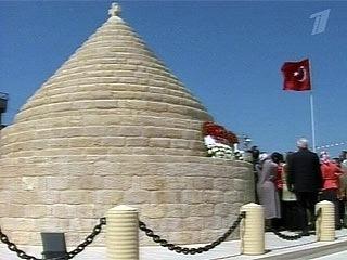 В Турции открыли мемориал офицерам и солдатам русской армии - Первый канал