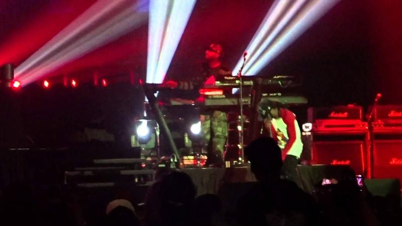 Lil Wayne 1/21/16 el paso TX part 1 Dedication Tour