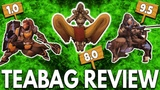 Overwatch Hero Teabag Review