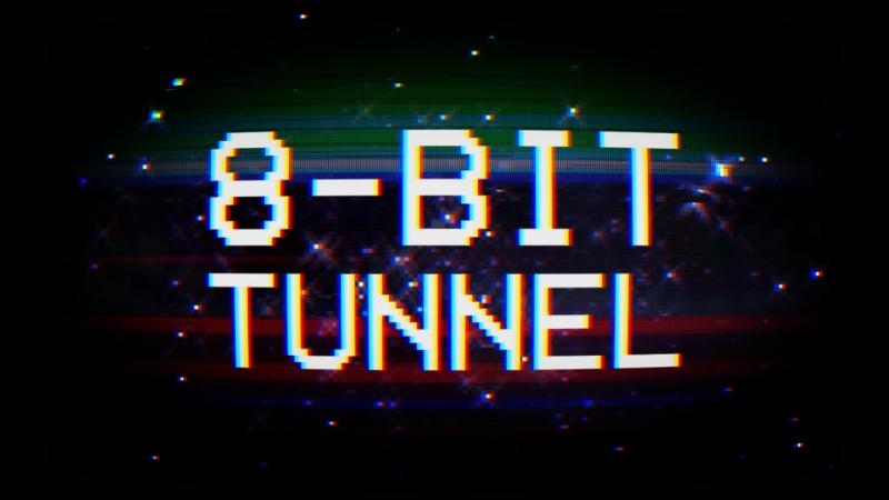 8-bit tunnel / 8-битный тоннель