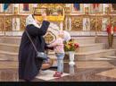 Ангел летит Таинство крещения Анечки