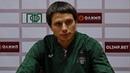Дмитрий Кудинов В перерыве внесли коррективы
