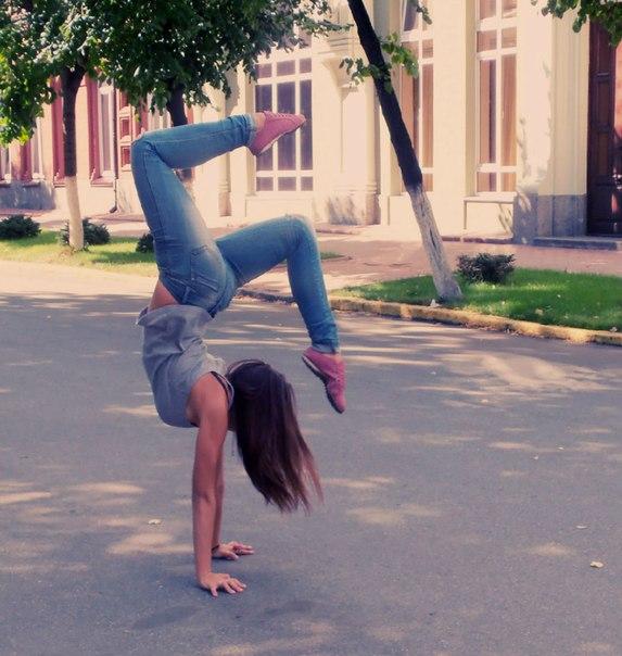 Фото гимнасток на аву в вк