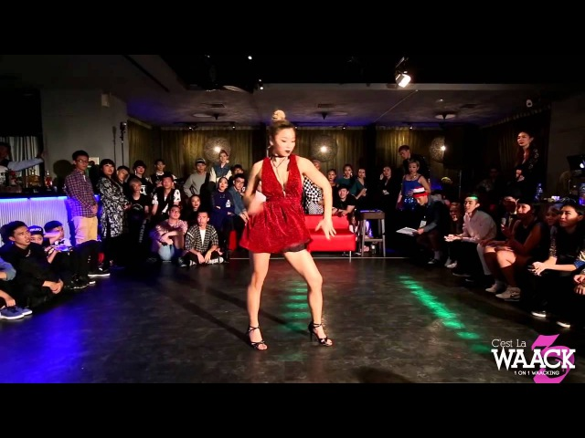 Showcase C'est La WAACK Vol 3 (Taïwan): Princess Madoki, Chrissy Chou, Bagsy, Maya Chou