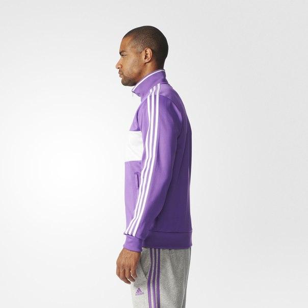 Олимпийка Реал Мадрид 3-Stripes