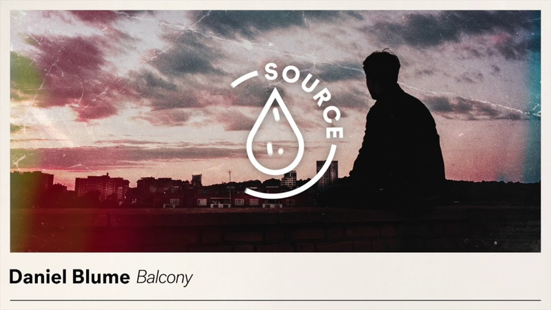 Daniel Blume - Balcony (Official Audio)
