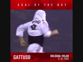 OnThisDay - The boss slots home his first ever Rossoneri goal in the top league
