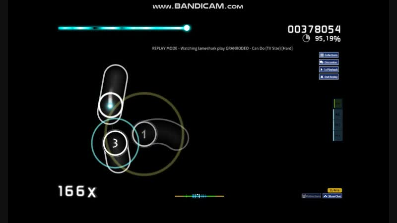 Can Do (TV Size) GRANRODEO [Hard]