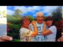 Многослойное семейное стерео-фото