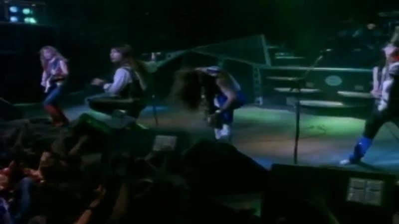 Iron Maiden - Stranger In A Strange Land (Low Definition)