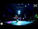 Awesome Battle | 8.12.13 | Hip-Hop Pro | 1/4 | Stephan vs Leshik |