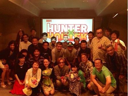 ���������� �����-������� �Hunter x Hunter�