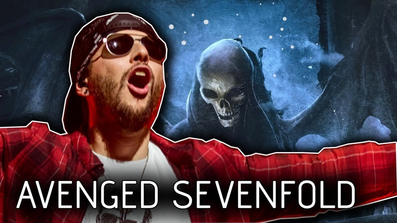 Nightmare but its LITERALLY a nightmare   Avenged Sevenfold