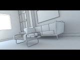 [SketchUp.ru] - Мультяшный (Toon) материал. Обрисовка граней на рендере.