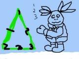 Обучающий мультфильм: Учимся читать, считать, формы, цвета