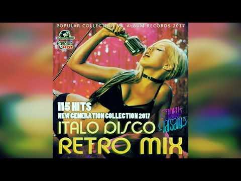 Italo Disco Retro Mix - New Generation - 37-7