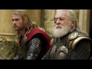«Тор 2: Царство тьмы» (2013): Трейлер №2 / Официальная страница http://vk.com/kinopoisk