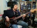 Love foolosophy( live Abbey Road ) by Jamiroquai PERSONAL BASSLINE by Rino Conteduca with jazz bass