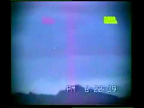 UFO AND PROBE HELICOPTER Las Vegas Nevada September 1989