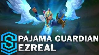 Pajama Guardian Ezreal Skin Spotlight - Pre-Release - League of Legends