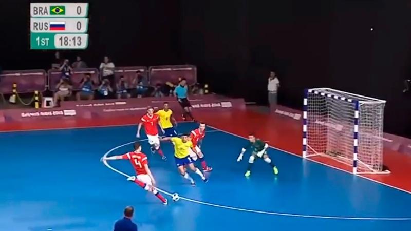 Россиянин слил команду в финале Олимпийских игр Смотри и делай выводы Лучшие футбольные видео