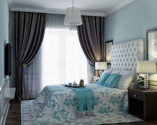 Изумительная спальня
