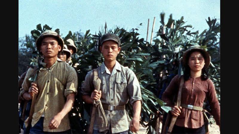 Далеко от Вьетнама 1967 Реж Йорис Ивенс Уильям Кляйн Клод Лелуш